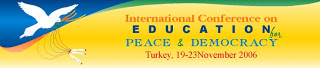 International Conference on Education for Peace and Democracy