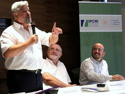 Gershon Baskin, founder and former Co-director of IPCRI, looks back on 20 years of cooperation in the Israeli-Palestinian dialogue