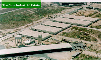 Gaza Border Industrial Estates