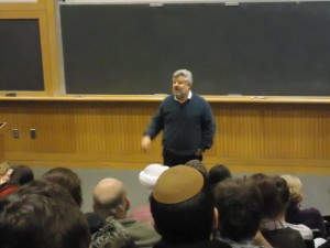Gershon Baskin at Dartmouth