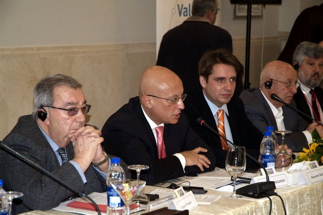 "Remarks by Gershon Baskin at the opening session of the ""Middle East 2020: Is the Comprehensive Settlement Possible?"" conference held the shores of the Dead Sea in Jordan (December 20-22, 2009)."