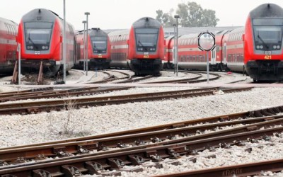 Rail Cars: Ready for the Gaza Express??